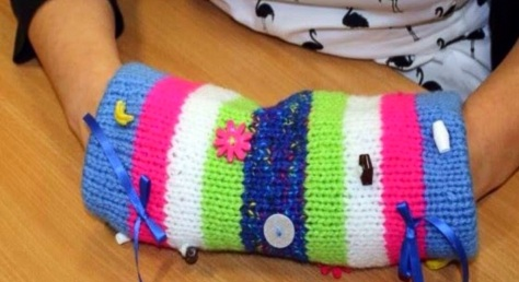 Sensory Band for Dementia sufferers